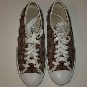 COACH Sneakers *EUC*